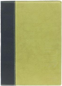 Securit protège-menu Trendy, ft A5, vert