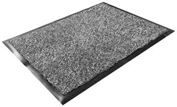 Floortex paillasson d'entrée Dust Control, ft 60 x 90 cm, gris