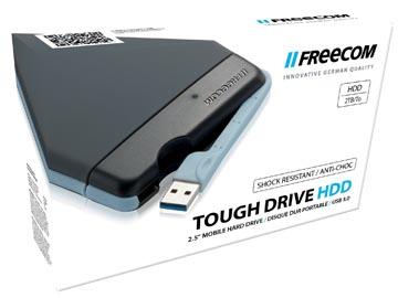 Freecom Tough Drive disque dur, 2 To
