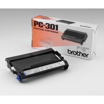 Brother rouleau transfert thermique avec cassette, 235 pages, OEM PC301