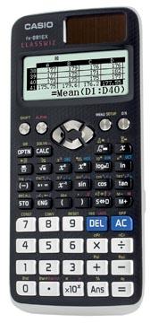 Casio calculatrice scientifique FX-991EX