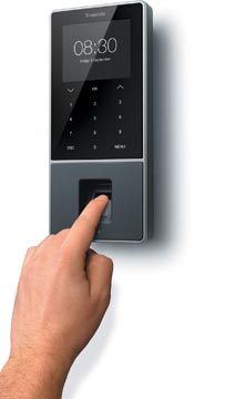 Safescan système de pointage TimeMoto 828